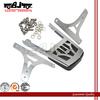 BJ-SB142 High quality chrome sissy bars CNC motorcycle part china for FLSTC