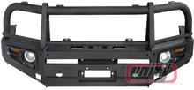 Plenty manufacture Unity 4wd Brand UNI-Y60-FC for Sa-fari Patrol Y60 car bumper