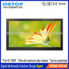 high resolution 1080p 15/17/19/22/24/26/32/37/42 inch tft usb/sd tv outdoor waterproof touch screen monitor