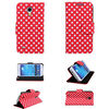 High quality flip funky mobile phone case for samsung galaxy s4 mini