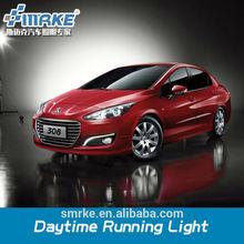 High quality Peugeot 308 led drl ,LED Daytime Running Light for peugeot 308 13'-14 led drl fog lamp fog light