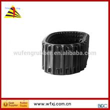 Zhejiang small rubber crawler tracks manufacturer