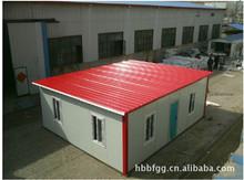 Environment-friendly wooden big hen house
