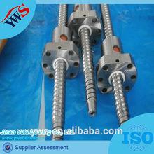 High quality SFU4010 ball screw pitch 10mm for CNC machinery