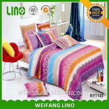 queen bedding sets purple/brand bedding set/purple satin comforter