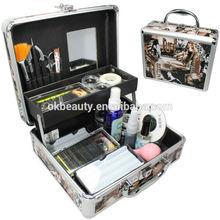 Pro False Eye Lash Eyelash Extension Full Kit Tools Glue Set With Case