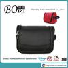 black nylon mens travel toiletry bag cosmetic bags