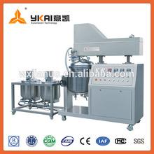 Shoe polish machine, shoe polish vacuum mixer, emulsifier manufacturer