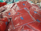 Boat,Car,Electric Bicycle,Home Appliance,Truck Tarp Systems Usage and Totally Enclosed Protect Feature Tarp Motor TRUCK TARP