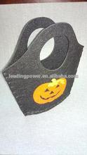 Nonwoven cloth bag / shopping bag / halloween bag with pumpkin
