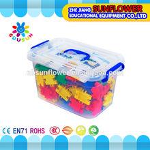 Cheap Plastic Splicing toys Children Plastic building blocks, Good Quality Children Toys