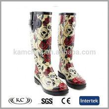 wholesale australia custom flower wellington boots for sale