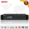 MP-240P 240W 2U Broadcast Amplifier with 6-Zone & MP3/FM Tuner Power Amplifier