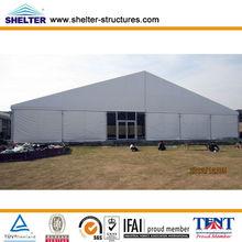 aluminium shelter for event