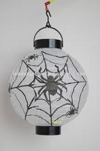 spider lantern for halloween