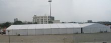 High Quality Outdoor Metal Canopy/tentsteel aluminium frame tent
