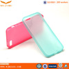 customize phone case for mobile TPU case thin as 0.33mm