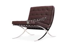 Barcelona chair interiors/replica designer furniture/Barcelona Chair PU Foam price