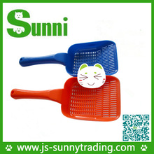 Plastic ECO Cat Poop Scooper With PP Material From Pet Product Manufacturer