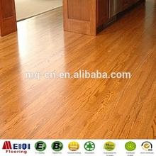 HDF 12mm variety color waxing laminate flooring