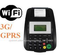 GoodCom Wireless Handheld Pos Printer/WIFI LAN 3G Printer Can Remotly Upgrade Software