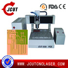 cnc drilling machine pcb/cnc engraving and milling machine JCUT-3030