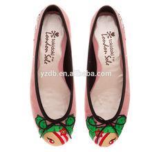 Woman Shoe Oxford Lady Shoe OEM