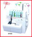 Multi- función de coser doméstica con herramienta 3- hilo
