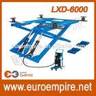 New China alibaba supplier portable parking for cars / hydraulic scissor car lift / CE scissor car lift