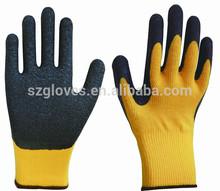 pro safe latex cotting gloves
