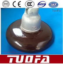 High Voltage Cap and Pin Type Suspension Porcelain Insulator 52-1/52-2/52-3/52-4/52-5