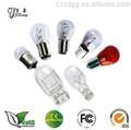 china proveedor luz antiniebla del coche 6v 12v 24v t5 t10 t13 t15 automático de la lámpara
