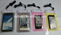 new design waterproof phone bag for all mobile phones