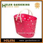 2014 new hot seller house PE tub, garden PE tub, plain bucket hat wholesale