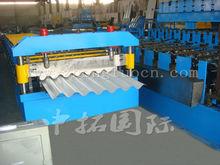 sheet corrugated tin roof making machine