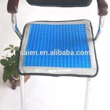Bone china gel massage chair coccyx seat cushion