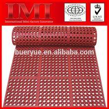 Hot ISO9001 14001 RoHS Certificate Custom Printed Natural anti-slip liner for rug