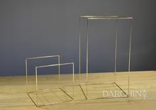 2014 New arrival metal table ornament metal craft metal welded sculpture
