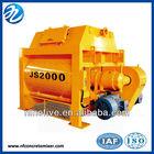 China Professional JS2000 electric mixer machine