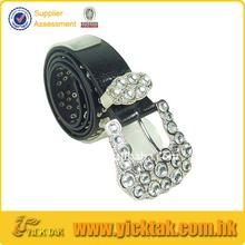 señoras cinturón de diamantes deimitación para el vestido de la boda
