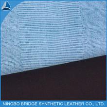 1309004-FG101-3A good quality PU bag leather snake skin style leather