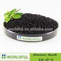 Npk fertilizantes 16-0-1, grânulos de ácido aminado