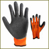 latex cotton construction safety gloves