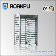 full height turnstile mechanism