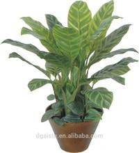 artificial green bonsai velvet WB03-27J-7GN2#( plant bonsai flower tree of Este )