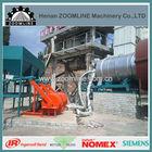 MFR400 Pulverized Coal Burner manufacturer for 400t/hr asphalt mixing plant