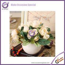 k1307 flower pots wholesale cheap plastic artificial flower crown