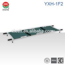 Aluminium legierung faltbare erste-hilfe-trage yxh- 1f2