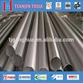7075 t6 de aleación de aluminio del tubo
