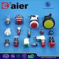 daier 16mm eléctrico interruptor selector rotativo